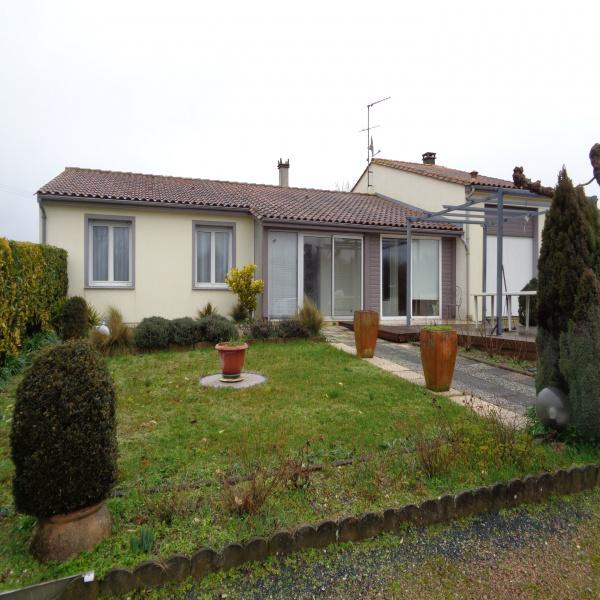 Offres de vente Maison Saint-Ciers-du-Taillon 17240