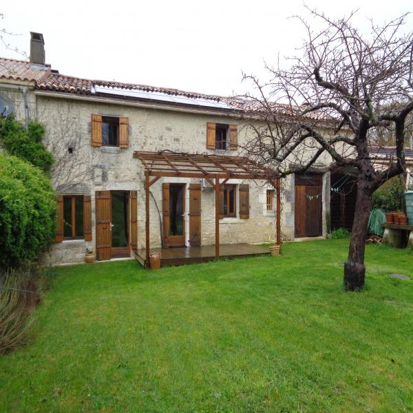 Offres de vente Maison Saint-Martial-de-Mirambeau 17150