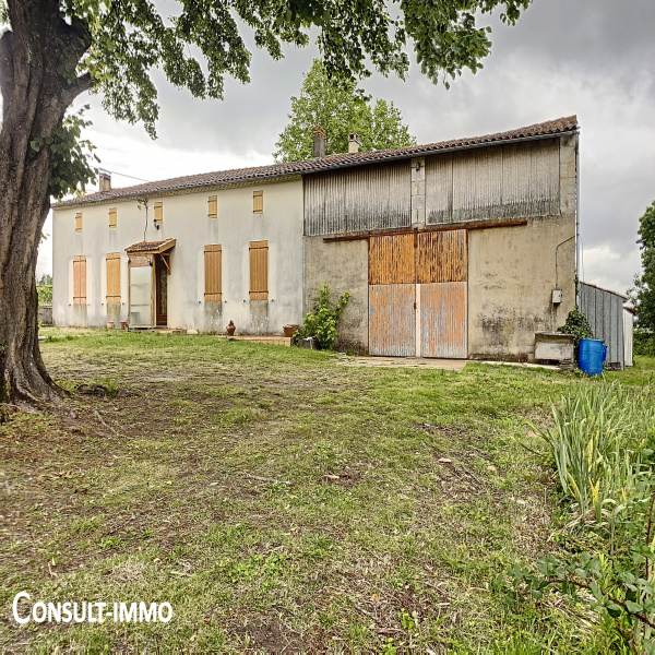 Offres de vente Maison Saint-Caprais-de-Blaye 33820