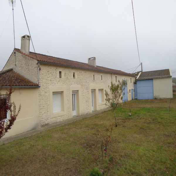 Offres de vente Maison Saint-Aubin-de-Blaye 33820