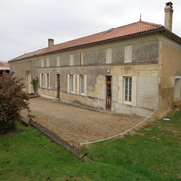 Offres de vente Maison Mirambeau 17150