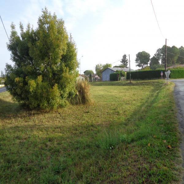 Offres de vente Terrain Saint-Ciers-sur-Gironde 33820